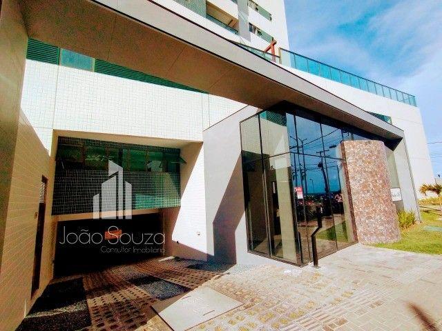 JS- Lindo apartamento na beira mar de Casa Caiada com 95m² - Estação Marcos Freire - Foto 3