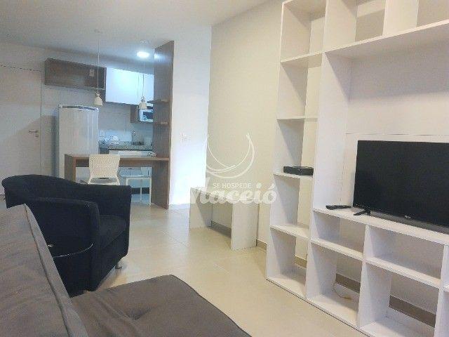 Apartamento Quarto e sala mobiliado na Ponta Verde - Foto 6