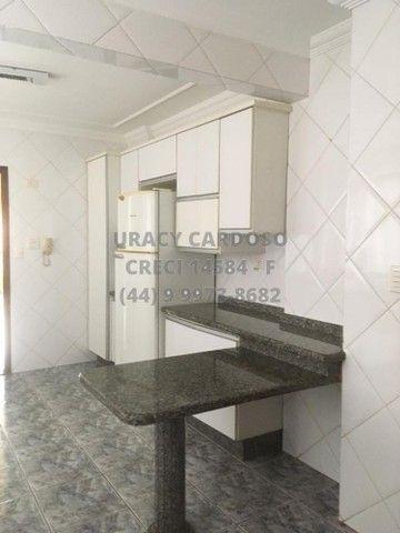 LOCAÇÃO | Apartamento, com 3 quartos em Zona 07, Maringá - Foto 4
