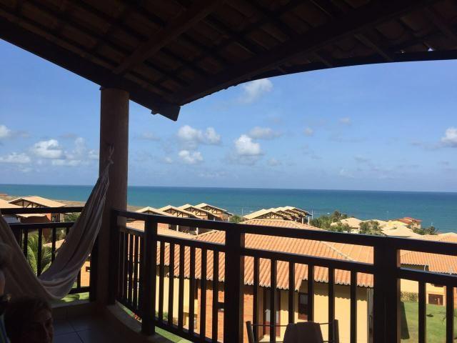 Condominio alto padrão beira mar praia de Zumbi/RN - Foto 5