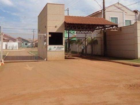 Vendo Casa no Condomínio Buritis - Bairro Lagoa