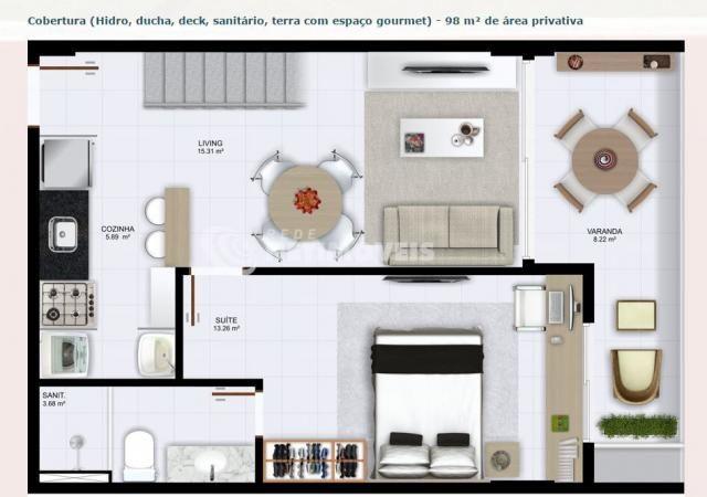 Apartamento à venda com 1 dormitórios em Amaralina, Salvador cod:625664 - Foto 7