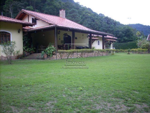 Casa à venda com 4 dormitórios em Itaipava, Petrópolis cod:481 - Foto 12