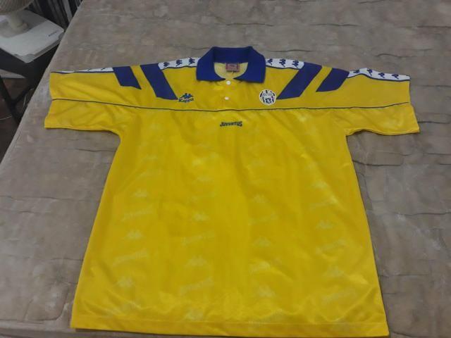 Camisa Juventus da Itália Oficial Kappa 1993 Tamanho  G - Roupas e ... b8b77742f48f0