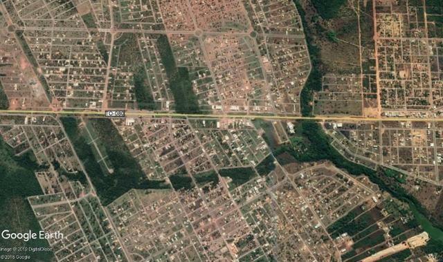 Área com 3.835m² em Palmas (INA Luzimangues) de frente para a Rodovia TO-080 - Foto 3