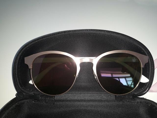 Óculos de sol feminino - Bijouterias, relógios e acessórios - Marapé ... dc02800725