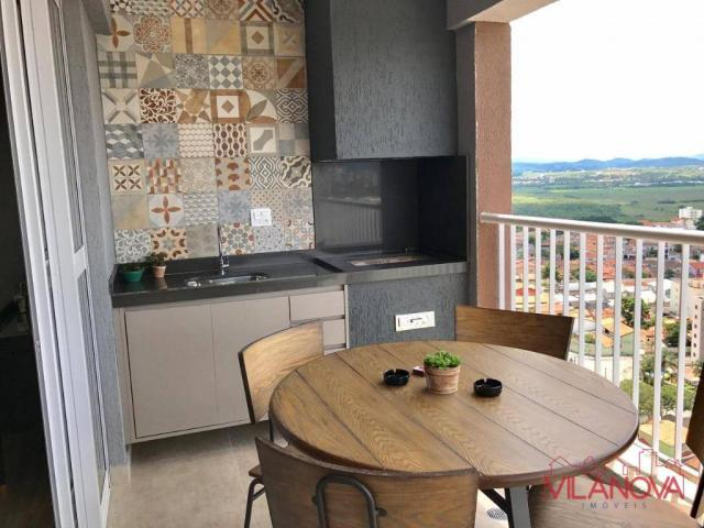 Apartamento com 2 dormitórios à venda, 75 m² por r$ 457.000 - jardim das indústrias - são  - Foto 14