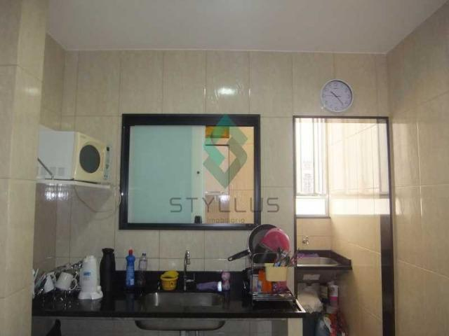 Excelente Apto 02qts garagem, elevadores na Rua São Camilo na Penha aceita financiamento - Foto 16