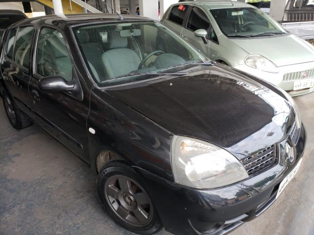 RENAULT CLIO 2003/2003 1.0 AUTHENTIQUE 8V GASOLINA 4P MANUAL - Foto 5