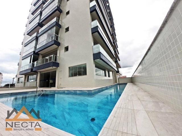 Apartamento com 3 dormitórios à venda, 127 m² por r$ 970.000,00 - indaiá - caraguatatuba/s - Foto 3