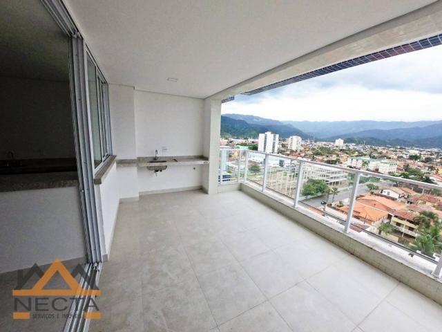 Apartamento com 3 dormitórios à venda, 127 m² por r$ 970.000,00 - indaiá - caraguatatuba/s - Foto 8