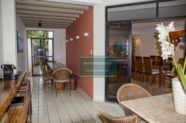 Casa com 4 dormitórios à venda, 380 m² por r$ 2.500.000 - mata da praia - vitória/es - Foto 10