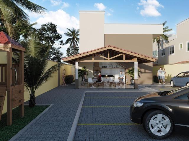 Casa em casa de condomínio 2 quartos à venda com Área de ...