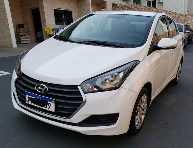 Hyundai Hb20 Hatch 1.6 automatico 2017