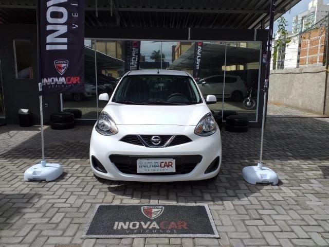 Nissan New March S 2017 Único Dono! Novinho! - Foto 2