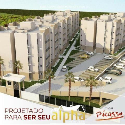 Único Apartamento no Passaré- Elevador- 2 Suites- Dentro do Minha Casa Minha Vida