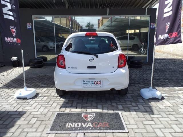 Nissan New March S 2017 Único Dono! Novinho! - Foto 7