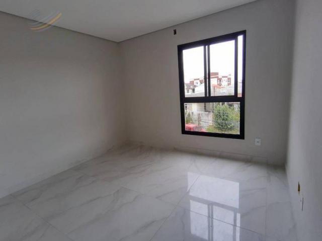 Apartamento à venda com 3 dormitórios em Braga, São josé dos pinhais cod:1983907 - Foto 9