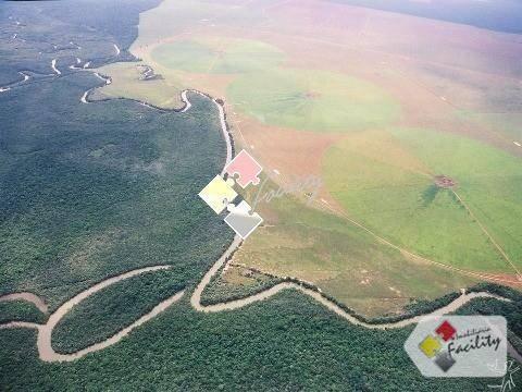 Fazenda rural à venda, centro norte, cuiabá - .