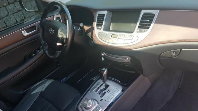 Carro Hyundai Genesis. Aceito troca por imovel (Até 150 mil) ou carro - Foto 6