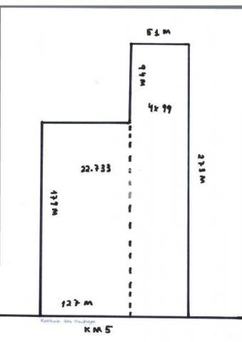 Vd. terreno com 28.000 m² - robalo