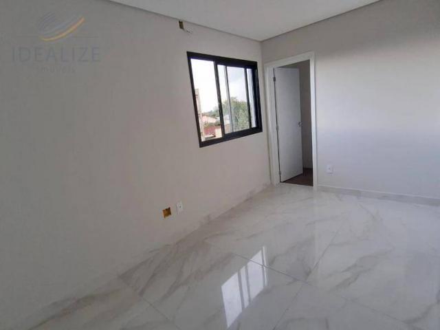 Apartamento à venda com 3 dormitórios em Braga, São josé dos pinhais cod:1983907 - Foto 10