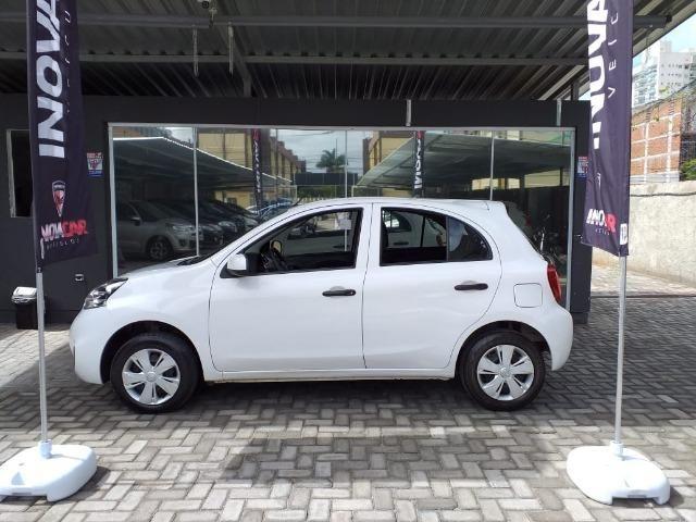 Nissan New March S 2017 Único Dono! Novinho! - Foto 4