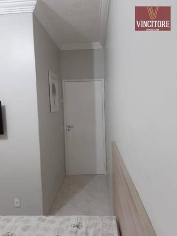 Casa com 2 dormitórios à venda, 107 m² por r$ 275.000 - jardim terras de santo antônio - h - Foto 10