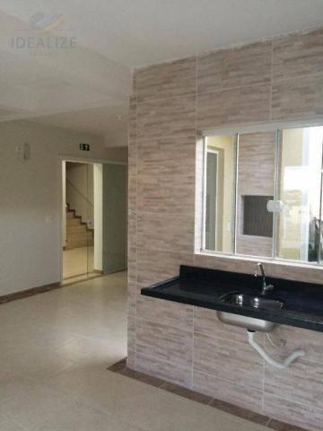 Apartamento à venda com 2 dormitórios em Bom jesus, São josé dos pinhais cod:1401175 - Foto 7