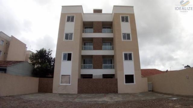 Apartamento à venda com 2 dormitórios em Afonso pena, São josé dos pinhais cod:2060496