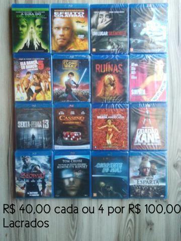 Filmes Blu Ray Originais Black Friday - Foto 2
