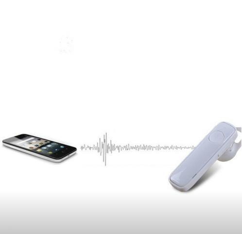 Fone de Ouvido 1 Lado Bluetooth Android celular - Foto 2