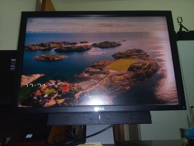 Monitor Dell 24 Polegadas - Profissional - Foto 4