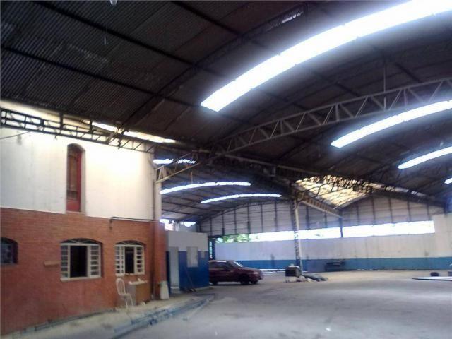 Alugue sem fiador, sem depósito - consulte nossos corretores - galpão para alugar, 1600 m² - Foto 2