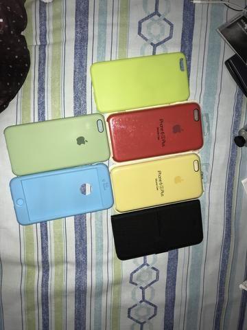 Capinhas iphone 6 plus