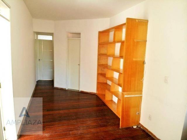 Apartamento com 3 dormitórios para alugar, 238 m² por r$ 2.200/mês - aldeota - fortaleza/c - Foto 5