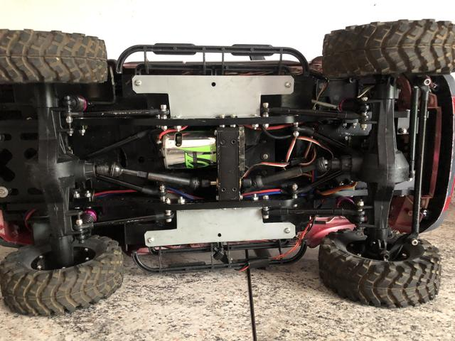 Automodelo axial Crawler - Foto 5