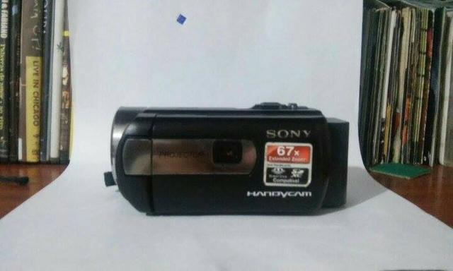 Câmera Filmadora Handycam Dcr-pj5 Sony - Foto 4