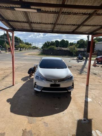 Corolla XEI 2.0 Aut Branco Pérola