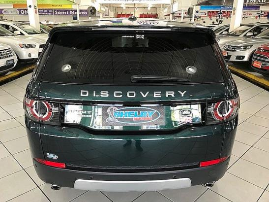 LAND ROVER DISCOVERY SPORT 2.0 16V SI4 TB HSE - Foto 5