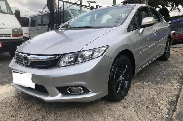 Honda Civic 1.8 Flex Aut. 4p - Foto 6