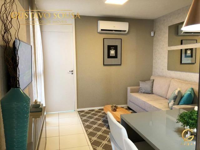 Lindo Apartamento no Condomínio Conquista Parque com 02 Quartos, no Black Friday - Foto 4