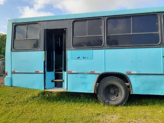 Barbada Ônibus para fazer Motorhome - Foto 7