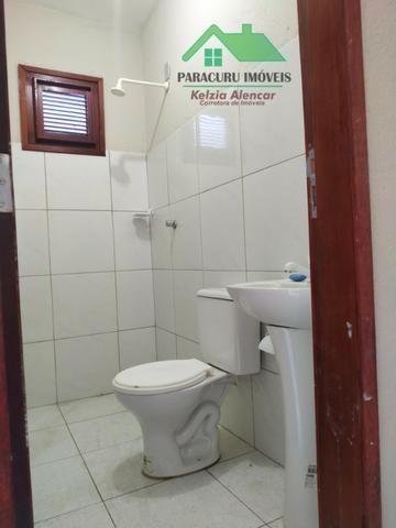 Casa de dois quartos nas Carlotas em Paracuru - Foto 8