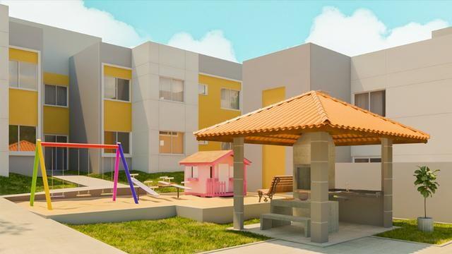 Apartamentos 2 quartos - Fazenda Rio Grande, a partir de 120 mil!, documentação grátis!! - Foto 4