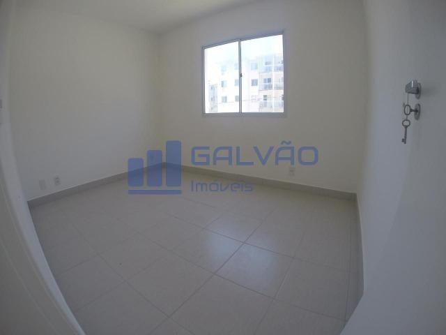 MR- Apartamento de 2Q com Varanda, Escritura Grátis !!! - Foto 10