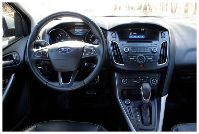 Ford Focus Sedan SEDAN 2.0 POWERSHIFT 4P - Foto 9