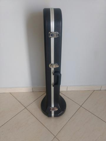Trombone de vara Yamaha novo - Foto 6