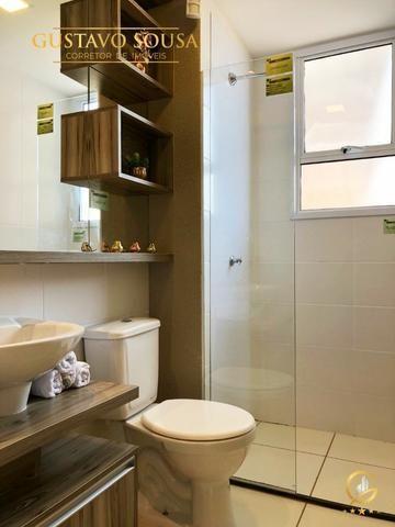 Lindo Apartamento no Condomínio Conquista Parque com 02 Quartos, no Black Friday - Foto 14
