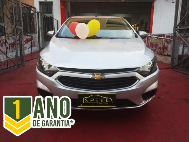 Gm - Chevrolet - Onix Lt 1.0 + Mylink - 2018 - Aceito Troca - Financio